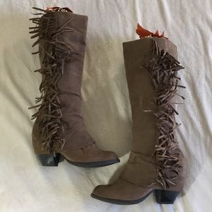 Fergalicious Boots